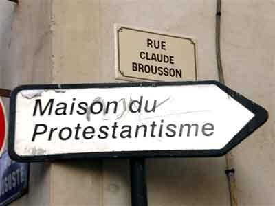 Maison du protestantisme de Nîmes