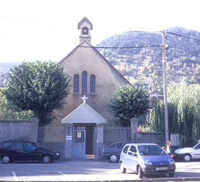 temple de La Mure