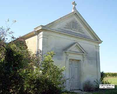 l'ancien temple de Morisset